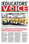 The Educators' Voice Vol 21: No 1