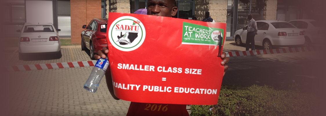 South African Democratic Teachers Union